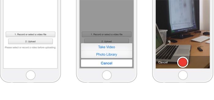 The New Video Recording Prompt for HTML Media Capture in iOS9