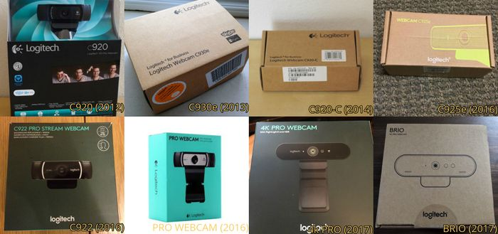 8f0d52ab993 All Top Logitech Webcams Compared (Including the 4k PRO/Brio)