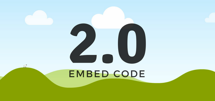 New Pipe Embed Code v2.0 Is Released In Beta