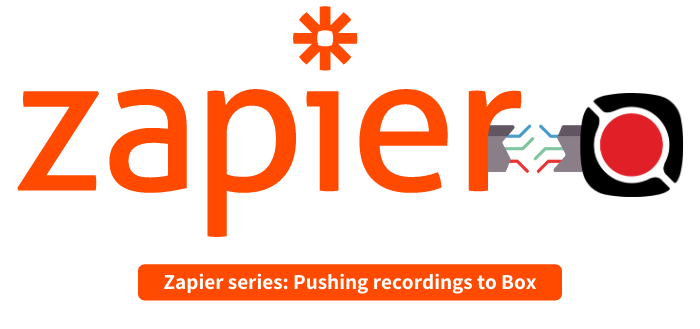 How to push Pipe video, audio and screen recordings to Box using Zapier Webhooks